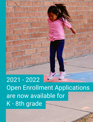 Open Enrollment Applications now available